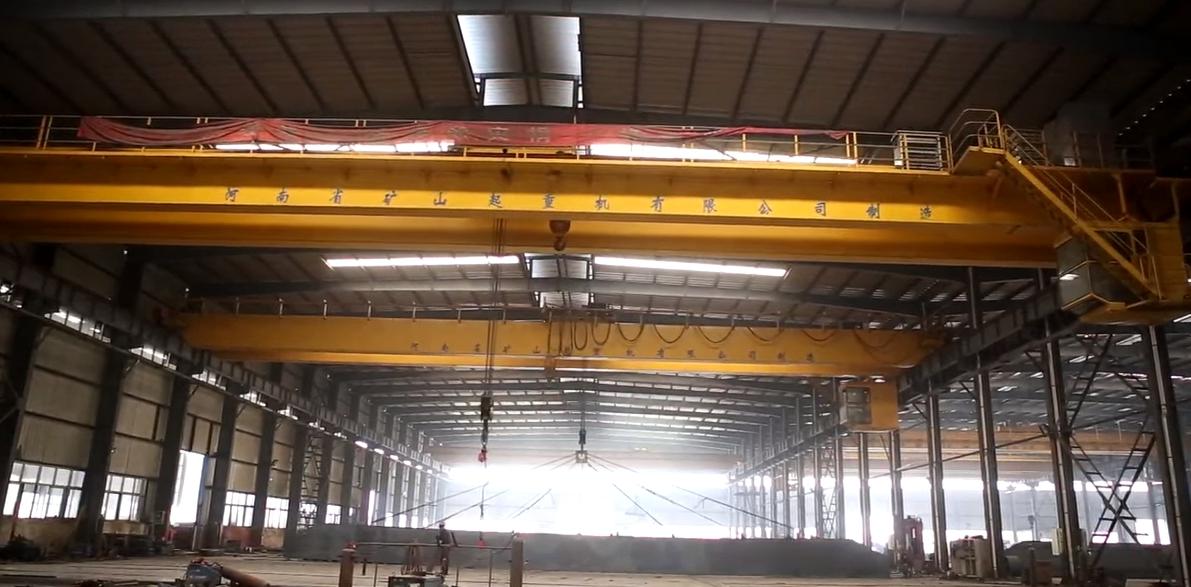 Used Bridge Cranes | Travelling Cranes for Sale