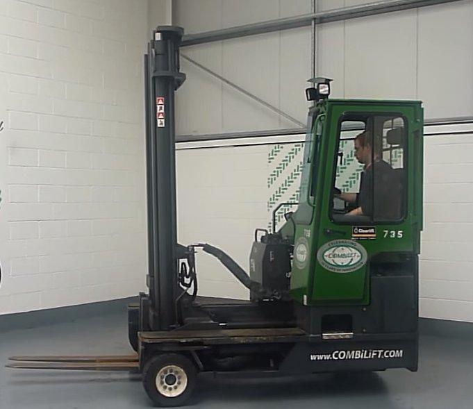 Side Loader Forklifts Used Side Loading Trucks For Sale