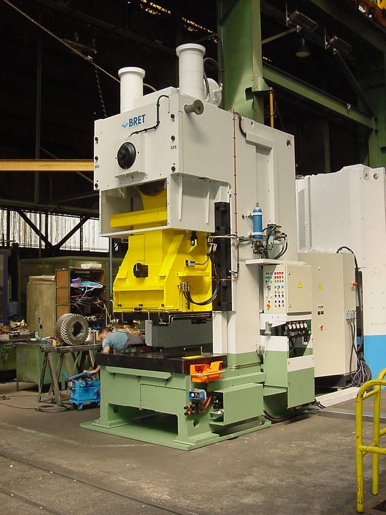 Mechanical Press Machine For Sale Power Amp Screw Presses