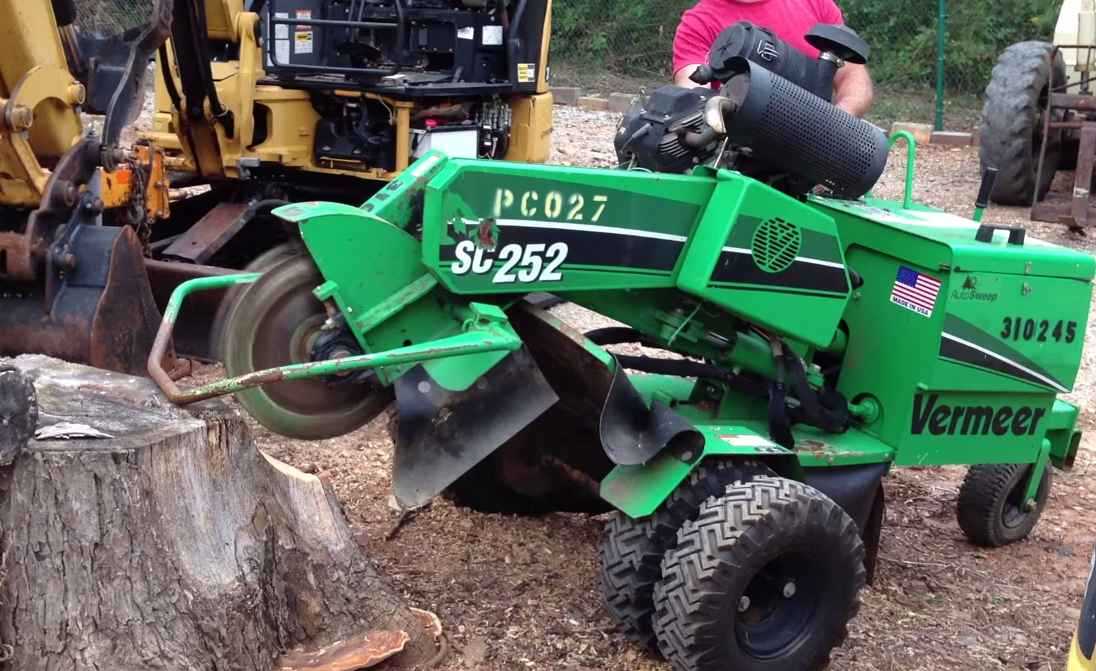 Stump Grinder for Sale | Used Stump Grinders