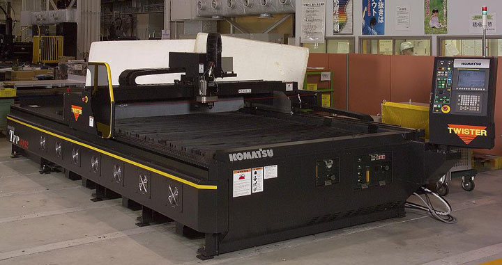 Baileigh Industrial Pt-510hd 220v Single Phase, 5' X 10 ... |Used Cnc Plasma Cutting Tables