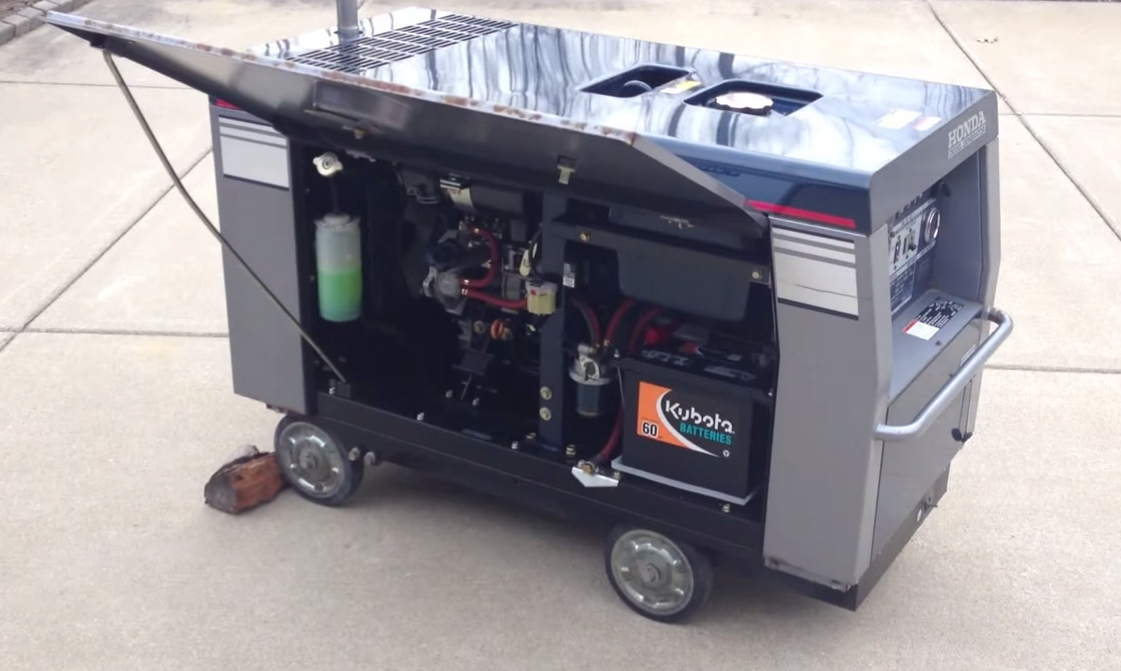 Used Diesel Generators for Sale | Portable Diesel Generator