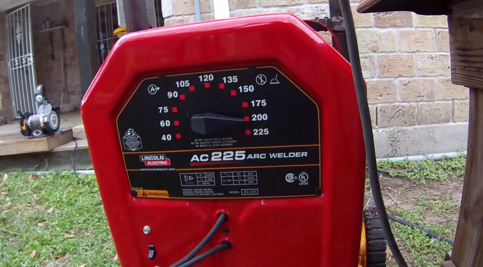 Used Arc Welders For Sale Buy Metal Welding Machine Lincoln Stick Welder Ac 225