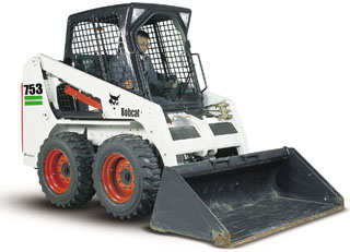 Used Bobcat 753 For Sale