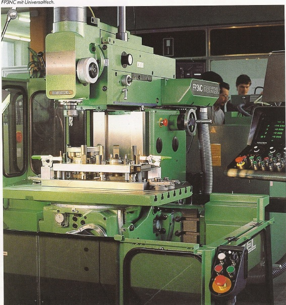 Lathes For Sale E2 80 A2 Best Lathe Auctions Online Trademachines >> Used Deckel Fp 3 Nc For Sale