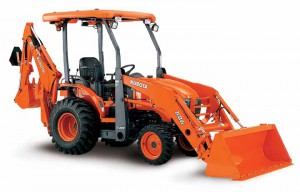 Kubota B26: Technical Specifications