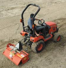 Kubota BX2350: Technical Specifications