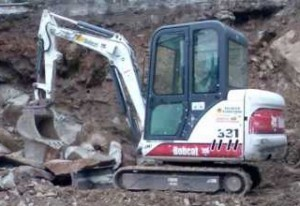 Used Bobcat 331 for sale