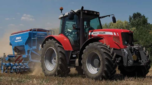 Used Massey Ferguson MF 6480 for sale