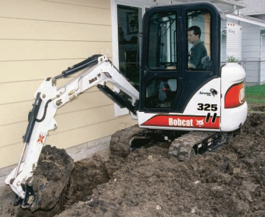 Bobcat 325: Technical Specifications