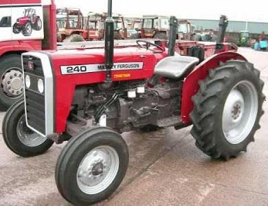 Used Massey Ferguson MF 240 for sale
