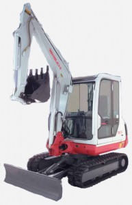 Takeuchi TB135: Technical Specifications