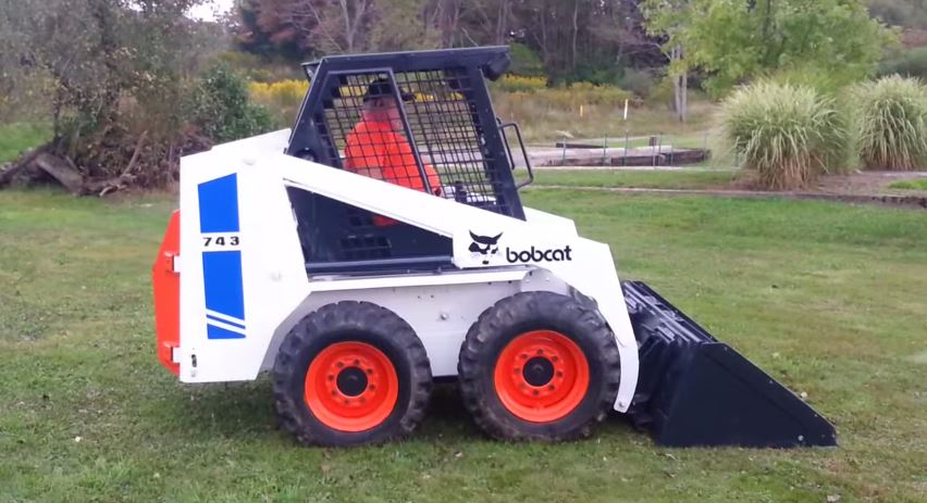 Used Bobcat 743 For Sale