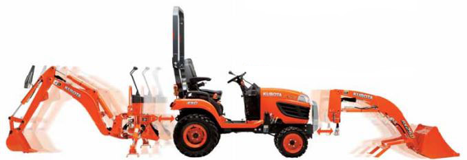 Kubota BX25D: Technical Specifications