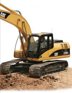 Used Caterpillar 320D for sale