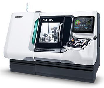 DMG MORI NEF 400 CNC Lathe