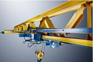 Demag Gantry Crane