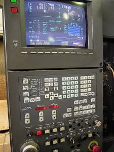 control panel cnc lathe