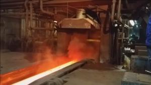 steam exhausting machine