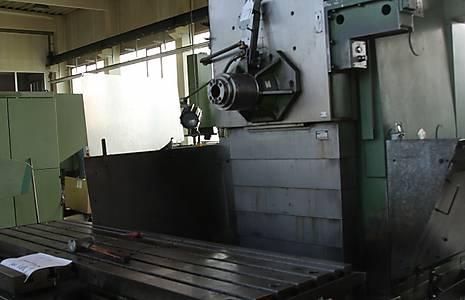 OERLIKON FB 2 H Milling Machine Bed