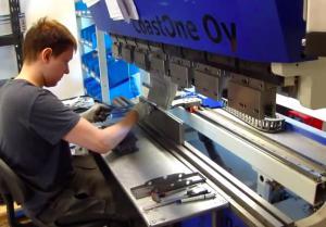 metal press brake