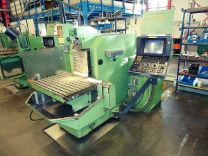 Metal milling machine Deckel