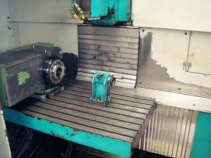 DECKEL universal portal machine