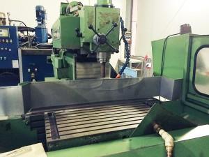 Mikron metal milling