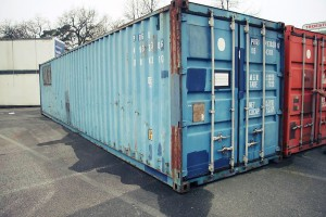 big used container for transport worldwide