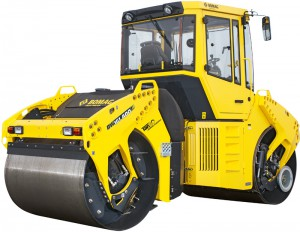 BOMAG vibratory compactor