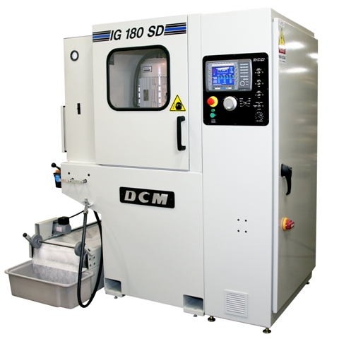 DCM IG 180 SD rotary surface grinder