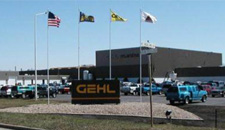 GEHL Madison manufacturing facility