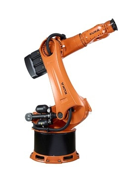 KUKA KR 600 heavy duty industrial robot