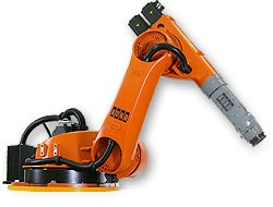 KUKA KR30 medium payloade industrial robot