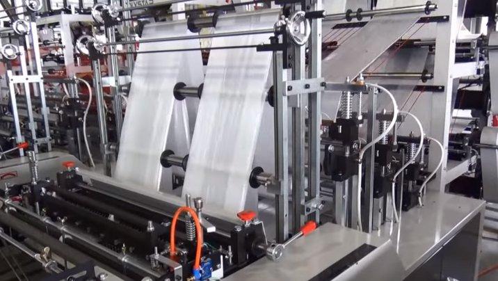 Plastics processig machines