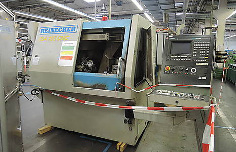 REINECKER ISA-103 CNC Internal Grinding Machine