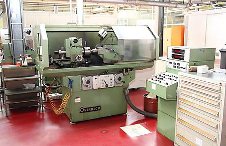 OVERBECK 400 IR Internal Grinder
