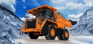 HITACHI Haul truck