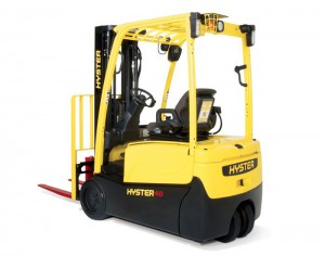 HYSTER 3 wheel electric truck