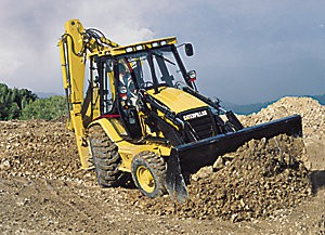 Caterpillar 438c - Backhoe Loader