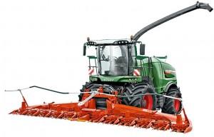 FENDT Katana 65 Harvesters