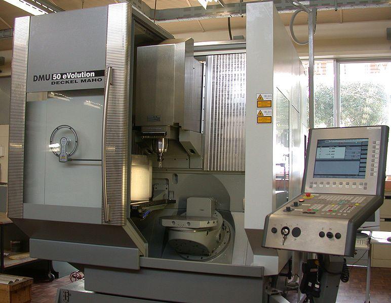 DMU 35 M-MachiningCen