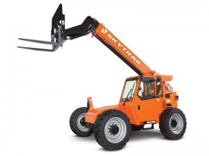 JLG SkyTrak telescopic forklifts
