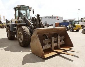 Wheeled loader SCHAEFF TL 260