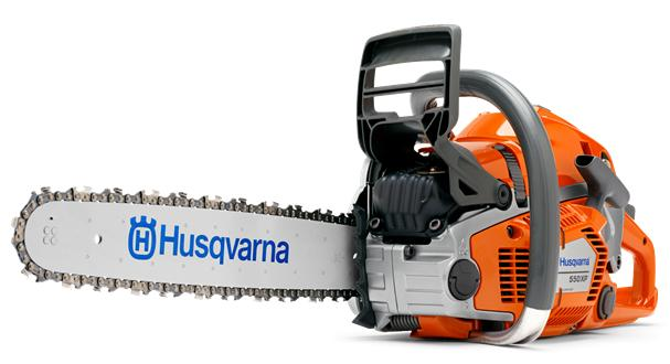 HUSQVARNA 550 forestry chainsaw