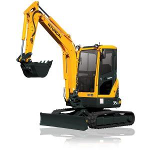 Hyundai Excavator R35Z-9
