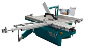 MARTIN T60 sliding table saw