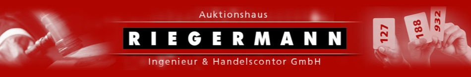 Riegermann GmbH Header