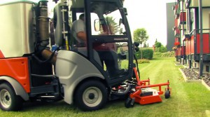 Grass Mowing Equipment