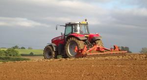 harrow soil preperation